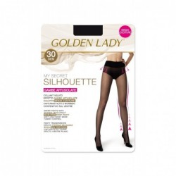 panty golden lady my secret silhouette 28t